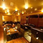 名物鉄板地鶏焼き 渋谷 鶏ます - 大小宴会にオススメ