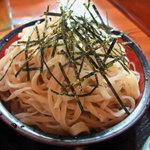 大川屋 堤町支店 - お蕎麦