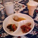 4954993 - アイラン、トルコアイス、野菜もの・・・トルコです