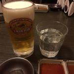 49542439 - 不思議な味の生ビール