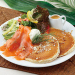 Hawaiian Pancake Factory - 料理写真: