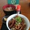 あんず - 料理写真:いか丼+ミニうどん(ランパス利用)