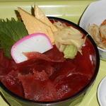 土浦魚市場 - 鉄火丼