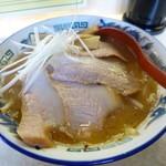 三代目 一心 - とんとろラーメン味噌(半麺) 1,100円