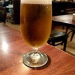 66ダイニング六本木六丁目食堂 - 生ビール