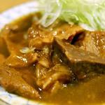 岸田屋 - 牛にこみ ¥500