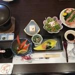 一宮 甲羅本店 - 料理写真:コース料理 4,800円