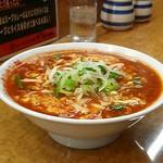 元祖カレータンタン麺 大河家 - トマトカレータンタン
