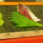 鮨金 - しめ鯖、イカ