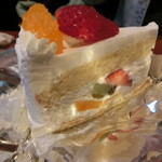 茶緒 - フルーツケーキ