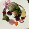 磯の味 黒進 - 料理写真:春らしい飾りつけです(前菜)