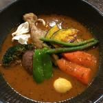 lavi - チキンと野菜のスープカレー☆