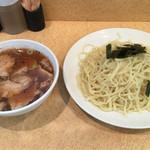 49554346 - 焼豚つけ麺(税込950円)