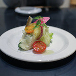 ツムギ キッチン - サラダ☆