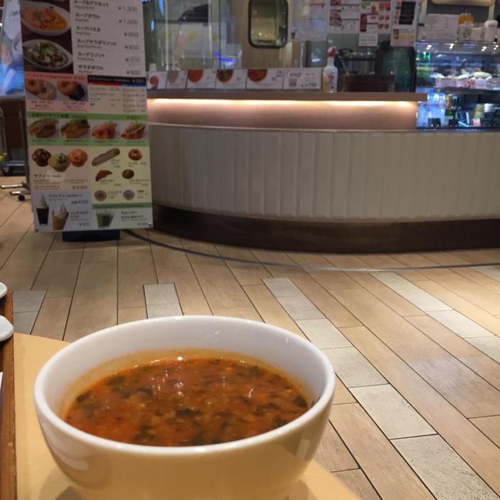 トゥルー スープ 羽田空港国際線ターミナル