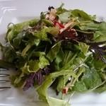 OSTERIA SAKAZUME - 自家製野菜のサラダ