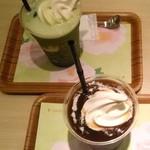 ナナズ グリーン ティー - グリーンティーソフトソーダ&アイスコーヒーソフト