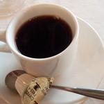 リストランテ・マリオ - ホットコーヒー