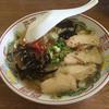 やきとり正栄 - 料理写真:ラーメン=400円 トリガラ・トンコツ味