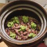 日本料理 太月 - 2016/2ホタルイカの御飯
