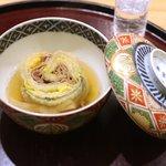 日本料理 太月 - 2016/2仙台牛の白菜巻