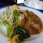 蔵のカフェ フローリアン - 料理写真: