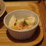 ココノハ - セット豆腐