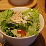 ココノハ - セットサラダ