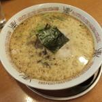 二十六代目 哲麺 - 豚骨醤油ラーメン
