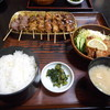 小金家 - 料理写真:焼き鳥定食