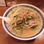 麺屋 青雲  - たん麺