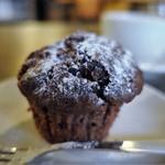 CLAMP COFFEE SARASA - チョコレートマフィン