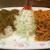 モリノ - 料理写真:ナポリタン&カレー