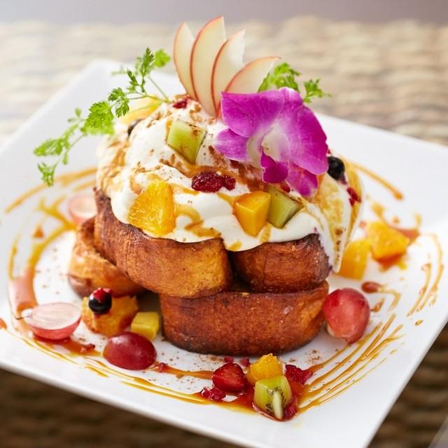 「トランジットカフェ シナモンフレンチトーストアイスクリーム フリー画像」の画像検索結果