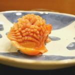 旬席 鈴江 - 巨大赤貝 鮨