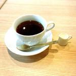 カフェ ド ラパン - ブレンドコーヒー