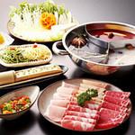 小尾羊 - 料理写真:食べ放題2,190円より