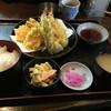 とり八 - 料理写真:天ぷら定食864円