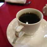 グリル グランド - コーヒー
