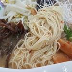 49577482 - 細麺ストレート