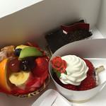 天使のお菓子やさんモンパクトル -