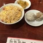 49579264 - 小チャーハンと肉シュウマイなど(セット品)