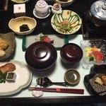 匠の宿 佳松 - 朝食