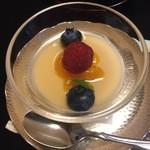 匠の宿 佳松 - 朝食のデザート
