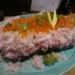 49579364 - こぼれ寿司