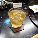 串の坊 - 梅酒 角玉