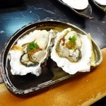 串の坊 - 石巻産の牡蠣酢