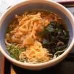 レストラン きらり - きらりで、天ぷらうどん。460円。  きらりで、天ぷらうどん。460円。