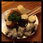 tacobe - チーズ盛り合わせ