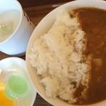 喫茶ロータス - お子様カレー450円